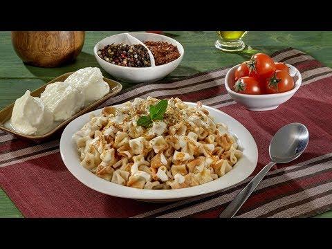 Турецкие манты/как приготовить/турецкий