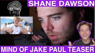 The Mind of Jake Paul - Teaser Trailer reaction | Tyler Wibstad