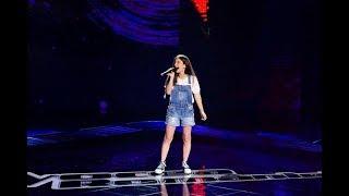 Oana Cenuse - Stone Cold LIVE  | Auditii | Vocea Romaniei 2017