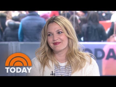 Drew Barrymore On Playing A Zombie Mom On 'Santa Clarita Diet,' And Being A Real Mom Off Set | TODAY