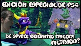SE FILTRA EDICION ESPECIAL DE PS4 DE SPYRO: REIGNITED TRILOGY | ¡Menuda pasada!