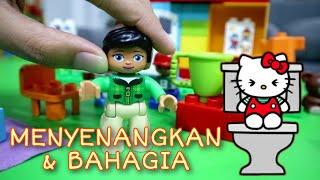 Download Video Buang Air Besar di Celana Padahal Pakai Popok (Belajar Pup di Toilet) MP3 3GP MP4
