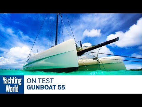 On test: – the superfast Gunboat 55 cruiser | Yachting World