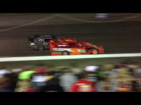 Hancock County Speedway 7-27-18