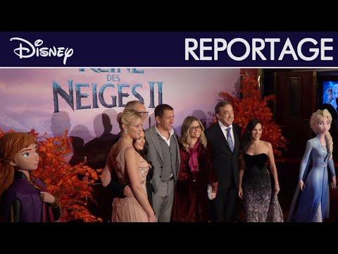 la-reine-des-neiges-2---reportage-:-projection-exceptionnelle-avec-l'équipe-du-film-|-disney