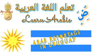 Learn Arabic|تعلم اللغة العربية |Arab Reportage in Uruguay|Arab Report with arabic subtitle