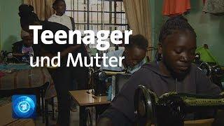 Hoffnung für Teenage-Mütter in Kenia