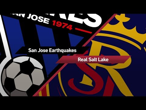 Highlights: San Jose Earthquakes vs. Real Salt Lake | June 24, 2017