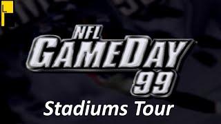 NFL Gameday 99 All Stadiums (4K60FPS)