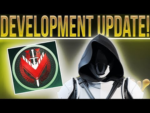 🔴 LIVE! Destiny 2 Development Update! End Game, New Weapon/Armor Mods, PvP, Updates & More!