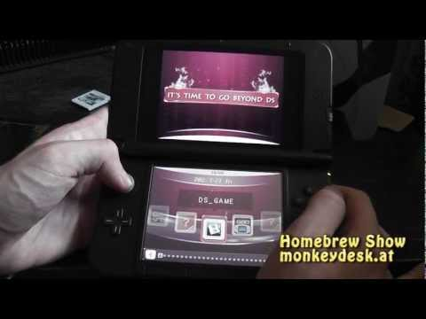 3DS XL Flashkarten