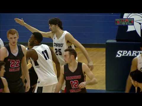 Case Western Reserve University vs. Carnegie Mellon University (Men's Basketball - 1st Half)