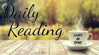 Thursday 8-9-18 ~ Daily Tarot Reading