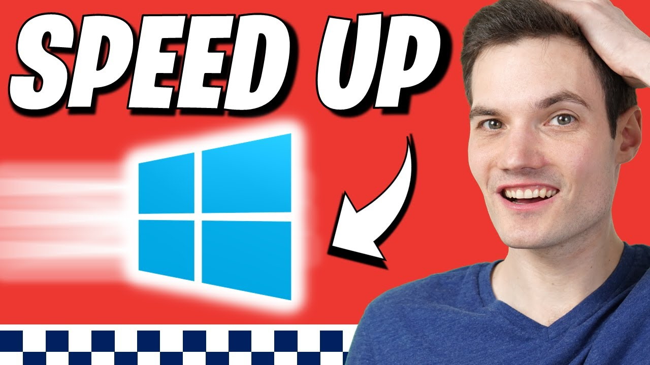 🏁 How to Speed Up Windows 10 PC