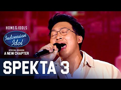 kelvin sesuatu di jogja adhitia sofyan spekta show top 11 indonesian idol 2021