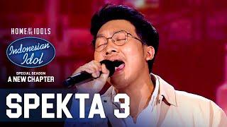 KELVIN - SESUATU DI JOGJA (Adhitia Sofyan) - SPEKTA SHOW TOP 11 - Indonesian Idol 2021