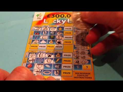 20x CASH...CASH WORD...LUCKY LINES..Scratchcards & Millionaire 7's..RUBIK'S..FAST 50