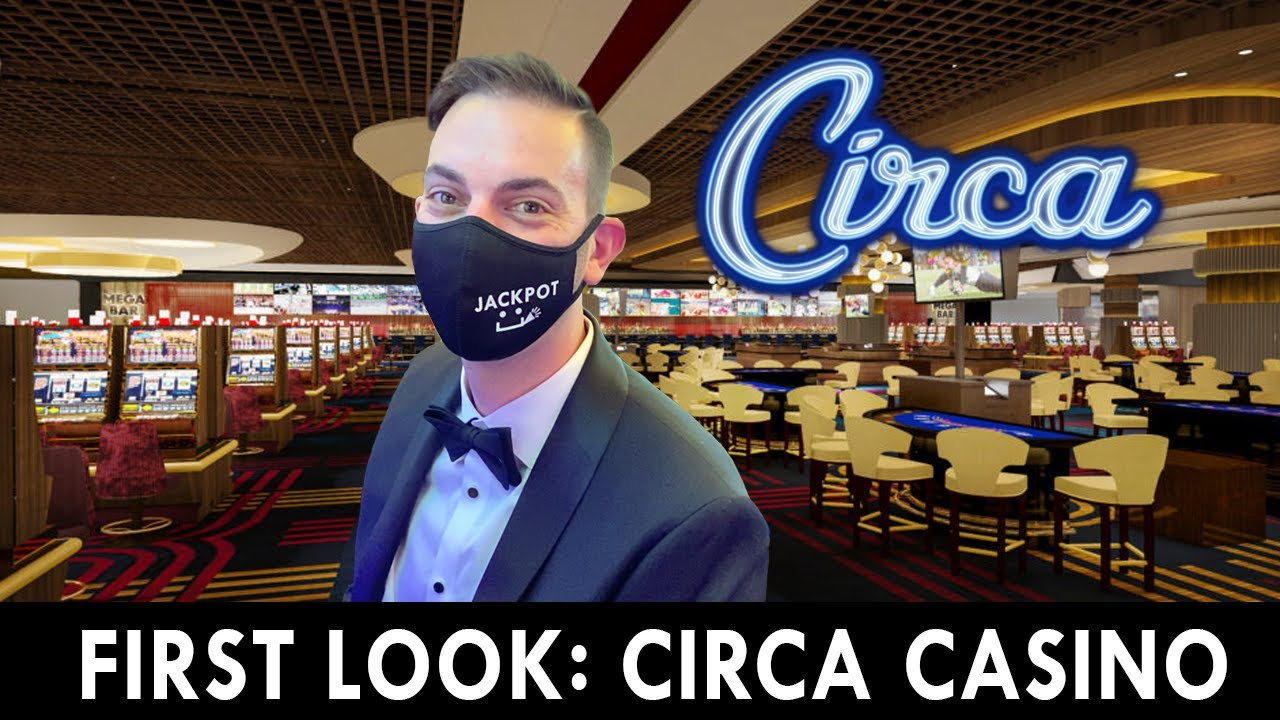 FIRST LOOK & JACKPOT AT CIRCA CASINO GRAND OPENING IN DOWNTOWN LAS VEGAS