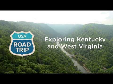 Kentucky & West Virginia Road Trip
