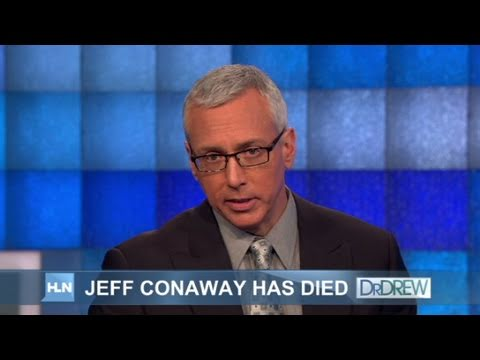 CNN: Dr. Drew on Jeff Conaway's death