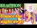 【最新】TWICE「Dance The Night Away」REACTION By Chiroru