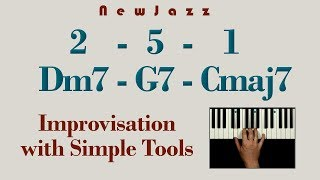 Download Video Easy 2-5-1 Jazz Improvisation with Pentatonic Scale MP3 3GP MP4