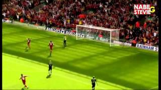Agger Screamer Against West Ham!!! SMASHING!!!