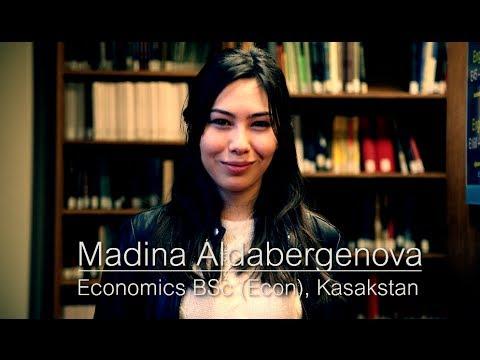 UCL Economics BSc (Econ) Kazakhstan