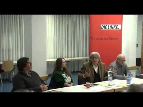 Legalisieren aus Vernunft - Günter Amendt - DGB-Haus Frankfurt am Main