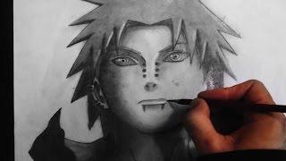 Drawing Pain/Yahiko By VanderNinja