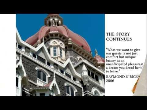 The Story of The Taj Mahal Palace Mumbai