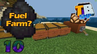 Super Smelter and Fuel Farm!!  - Truly Bedrock S2E10