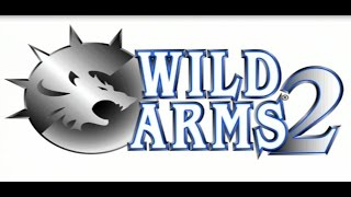 Classic PS1 Game Wild Arms 2 on PS3 in HD 720p