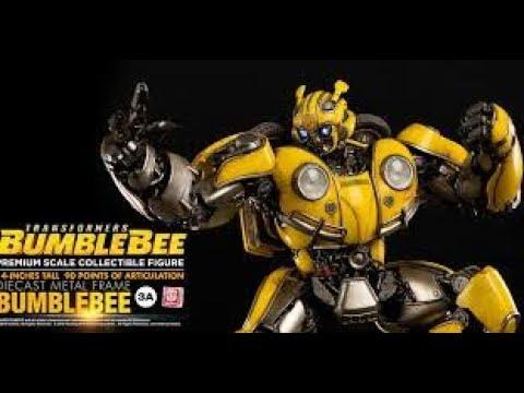 「原形畢露」Threezero 變形金剛外傳《大黃蜂》- 大黃蜂 極致比例 Premium Bumblebee Transformers Bumblebee Movie TOYSTV Unbox