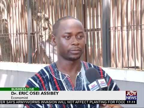 Multi TV Habitat Fair - Business Live on Joy News (19-5-17)