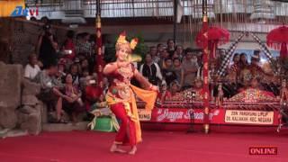 Joged Bumbung, Duta Kabupaten Jembrana - Pesta Kesenian Bali 2017