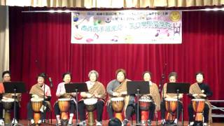 慶祝長者日 - 非洲鼓表演