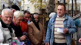 Благодійна кухня для малозабезпечених опинилася на вулиці #Дрогобич