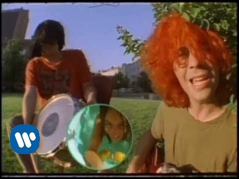 The Flaming Lips - She Don't Use Jelly [Official Music Video]