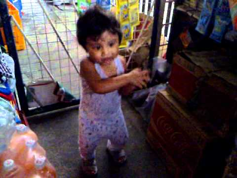the james barcelon waka waka of shakira @ 1 year a...