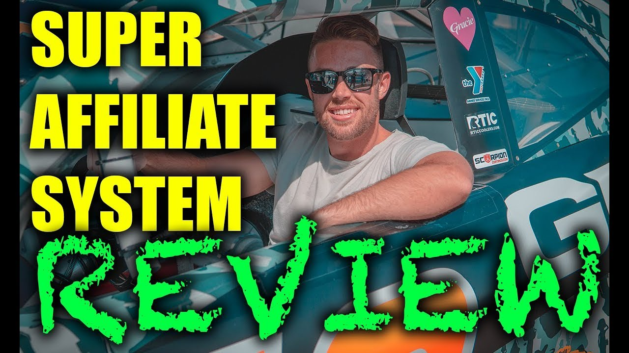Super Affiliate System Review | John Crestani Truth