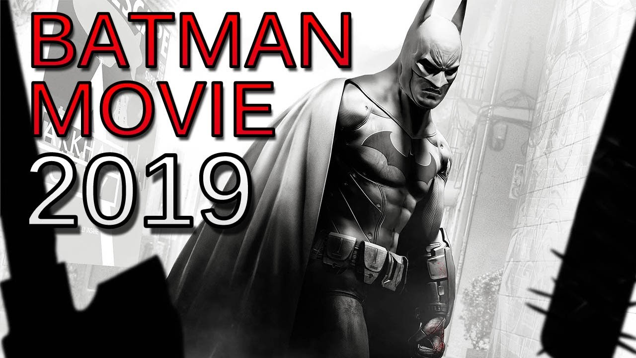 The Batman Movie 2019