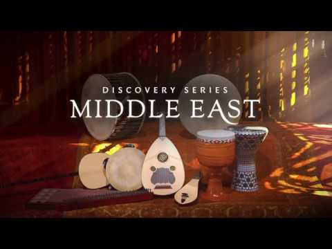 Introducing DISCOVERY SERIES: MIDDLE EAST | Native Instruments