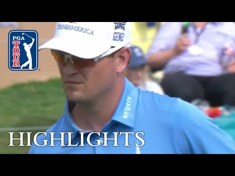 Zach Johnson's Highlights | Round 3 | Valero