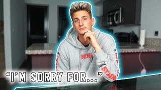 I went too far & lost $1,000... an APOLOGY.