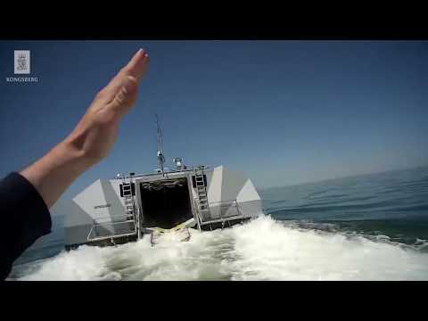 Marine broadband radio