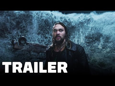 Aquaman Teaser Trailer (2018) Jason Momoa, Amber Heard