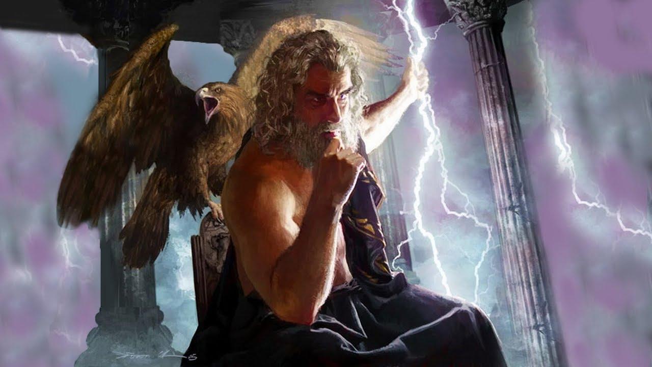 Орел зевса картинка