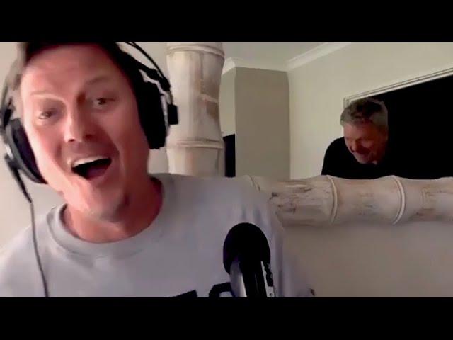 Brian Taylor Hijacks The Rush Hour | Rush Hour with JB & Billy | Triple M