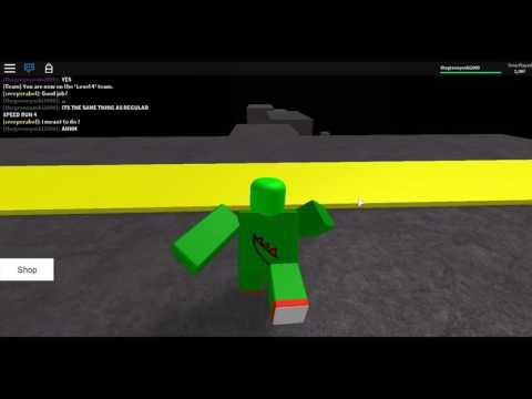 ROBLOX Speed Run 4 Pixeled Edition